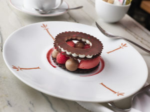 DB BISTRO_Chocolate Raspberry Tart_6.5.19_Bill Milne